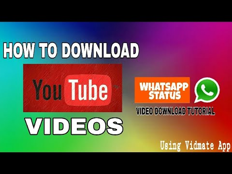 How To Download YouTube Videos | Whatsapp...