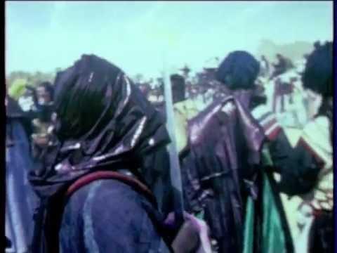 Sahara Tuareg Dancers & Fulani festival - 1972
