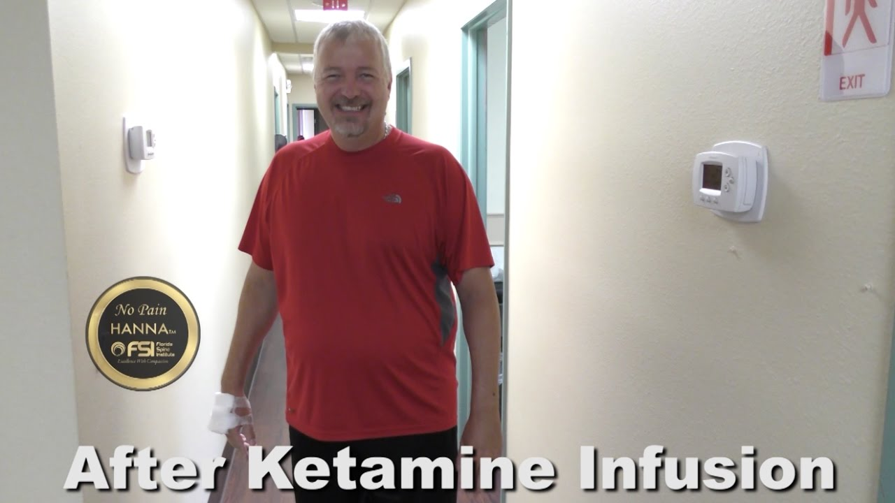 Dr  Hanna Treats Inclusion Body Myocitis with IV Ketamine with Remarkable  Results!