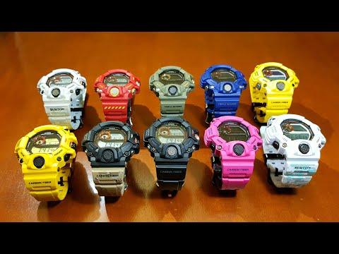 Wielkie Porównanie Romków Casio G-Shock GW-9400 RANGEMAN [PL]