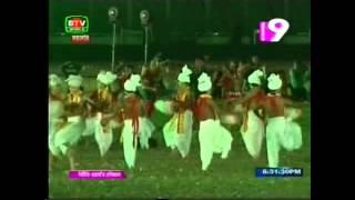 Bangladesh Games opening-Chroeograph by Tamanna Rahaman,Tushar Chakraborty