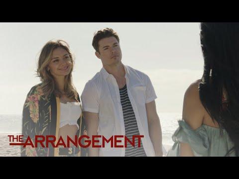Kyle & Megan Play the Paparazzi With Xavier & Nasim | The Arrangement | E!