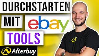 eBay Tools – Durchstarten mit der Afterbuy eBay SEO Toolbox видео