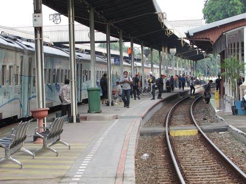 [Trip Report] Menikmati Perjalanan Malam Bersama KA Majapahit Malang-Jatinegara
