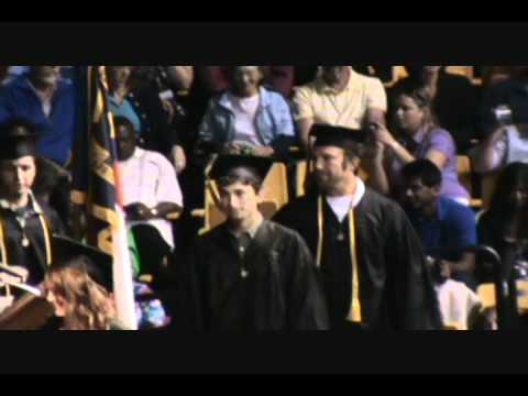 Appalachian State University Graduation 2011.wmv