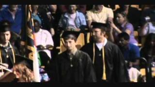 Appalachian State University Graduation 2011.wmv