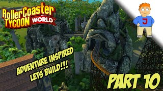RollerCoaster Tycoon World - Jungle Park - Part 10