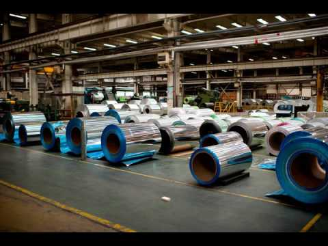 aluminum rolling coil maker