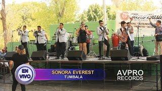 SONORA EVEREST - TUMBALA (EN VIVO) AVPRO RECORDS