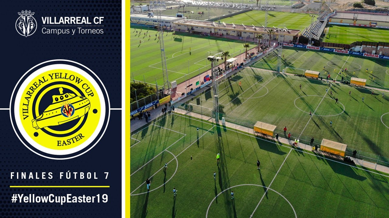 Villarreal Yellow Cup Easter - Finales Fútbol 7 | 2019
