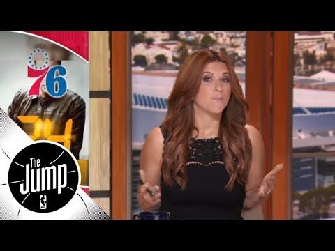 Rachel Nichols: Philadelphia 76ers' GM search leading them down a rabbit hole  The Jump  ESPN