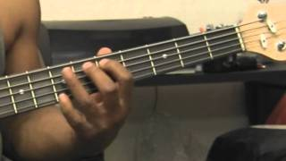 I Know a Little - Lynyrd Skynyrd - Bass Line cover by Gerard Carrington