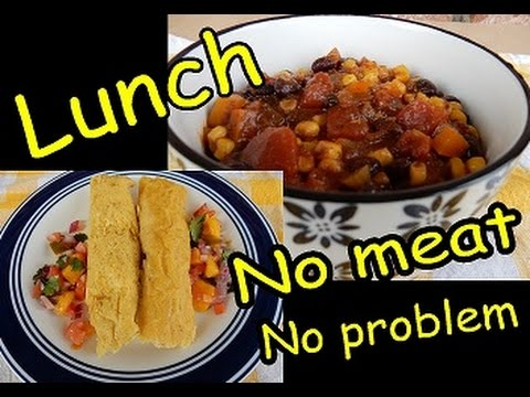 Daniel Fast Lunch Recipes Video 3