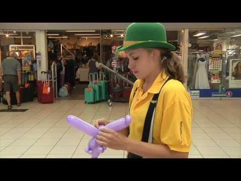 Ballonmanden Anne-Sofie - TV-Ishøj