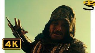 Ассасины мешают Тамплиерам Захватить наследника Гранадского эмирата | Кредо убийцы | 4K ULTRA HD