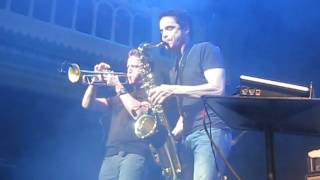 Train - Mermaid (instrumental). Live @ Paradiso Amsterdam.