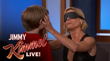 Can Julie Bowen Identify Her Kids By Feeling Their Faces?