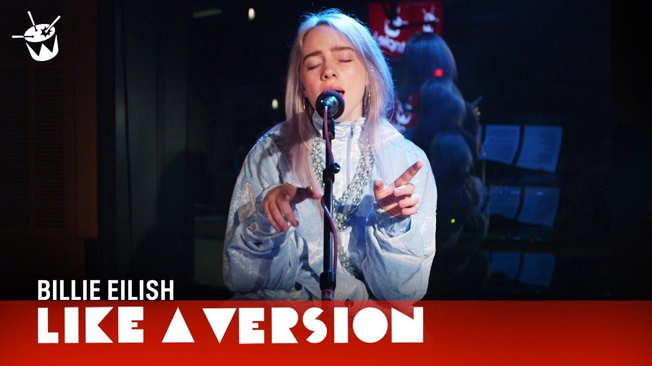 Billie Eilish - 'bellyache' (live on triple j)