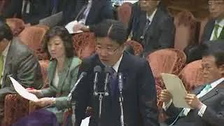 2/8衆院・予算委員会 大西健介(希望)の質疑「業務提供誘引販売取引、...