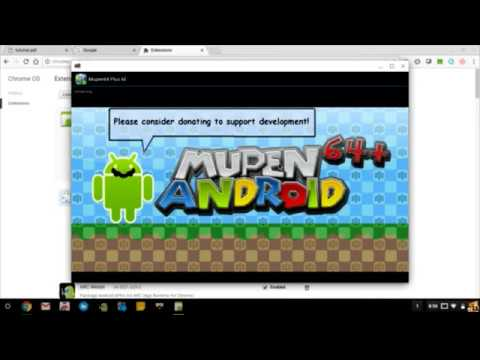 All Nintendo Emulators on a Chromebook