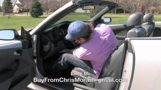 Saab 9-3 Aero Convertible--Video Test Drive and Review by Chris Moran from Chicago Motor Cars(http://www.SupercarNetwork.com Let's go for a drive in a 2005 Saab 9-3 Aero Convertible with Chris Moran from Chicago Motor Cars. Chicago Motor Cars ..., 2012-03-22T17:13:06.000Z)