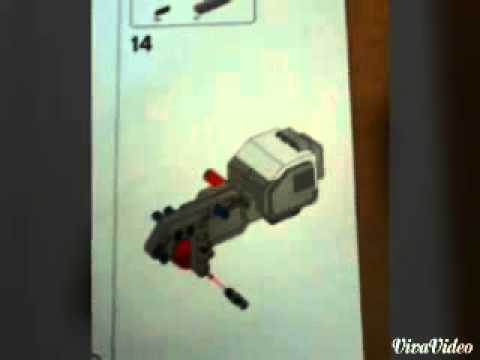 First Lego League - robot building instructions - YouTube