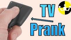 🔴Prank Fernbedienung Test / Review  im Media Markt TV Ausschalter Lustig