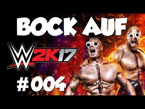 Pete kommt angekrochen? 💪 WWE 2K17 Wrestling #004 |Bock aufn Game?