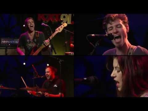 """Houndmouth - """"Honey Slider"""" - KXT Live Sessions"""