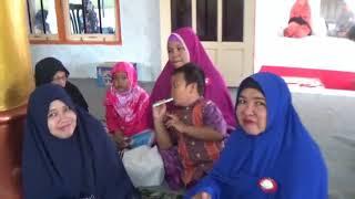 Maulid Nabi Muhammad Saw Komplek Bangas Permai 2017  Part 1