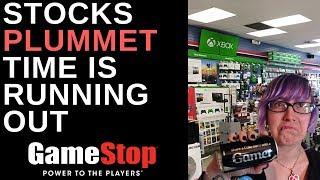Gamestop Stock Down 40% As COO & CFO Step Down