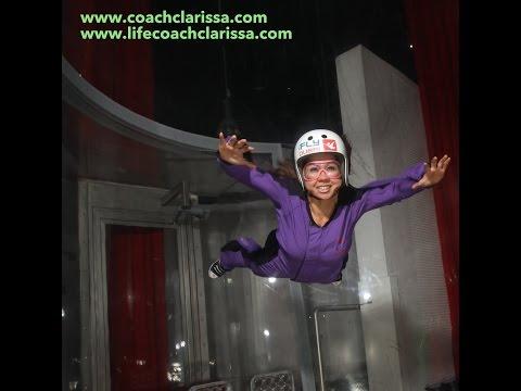 Life Coach Clarissa Calingasan in Business, Finance & Fitness World