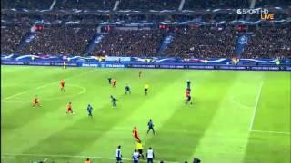 Frankrike - Spanien 0-1 Pedro (VM-kval 2013, svensk kommentator)