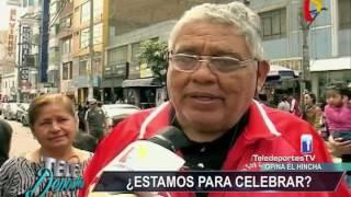 Hinchas opinan sobre el desempeño de la Selección Peruana