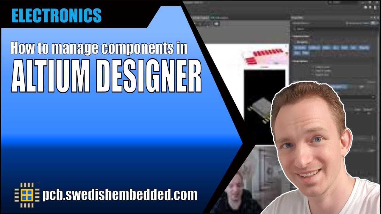 The ultimate way to manage component library in Altium Designer