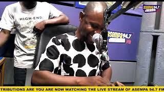 Watch OBI NNIM A, OBIKYERE (((LIVE))) ON ASEMPA FM (22-02-20)