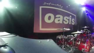 Oasis tribute band ''Definitely Oasis'' Morning Glory live at Glasgow Barrowlands 360