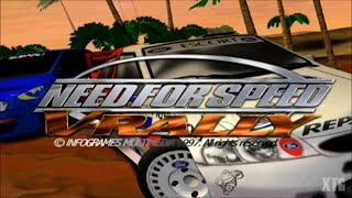 Need For Speed: V-Rally PS1 Gameplay HD (ePSXe)
