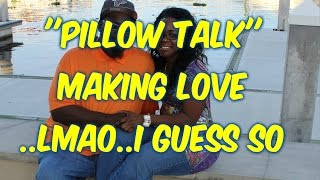.TALKING BOUT MAKING LOVE WITH MY HUSBAND..LMAO.. NOT REALLY