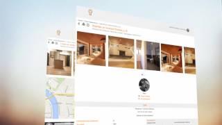 Аренда недвижимости без посредников. CLINLI.RU(, 2016-06-19T20:49:50.000Z)