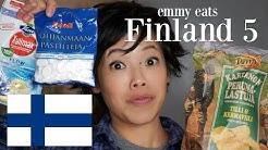 Emmy Eats Finland 5 - an American tastes Finnish snacks