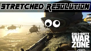 Call Of Duty Moḋern Warfare + Warzone How To Stretch Resolutions