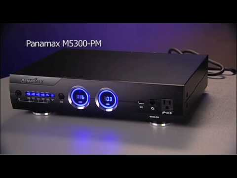 Panamax M5300 PM 11 Outlet Home Theater Power Conditioner