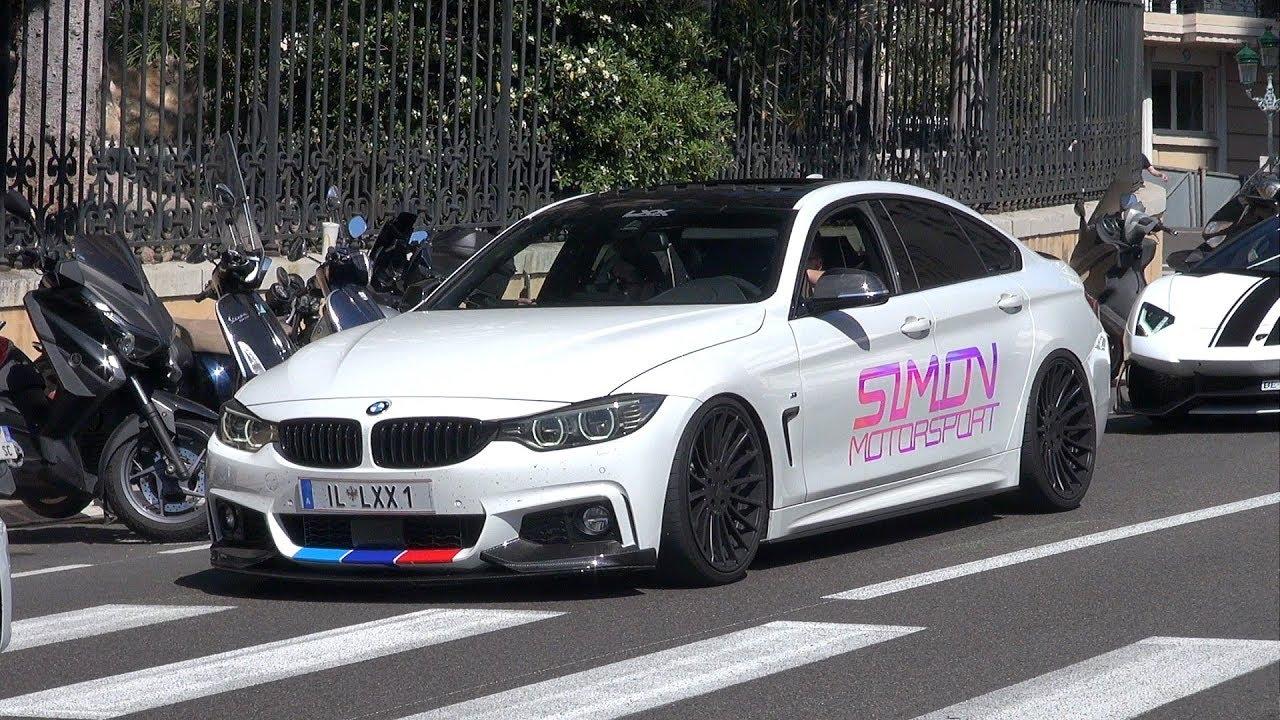 Bmw 435i Gran Coupe Stage 2 Simon Motorsport Loud Pops Bangs Youtube
