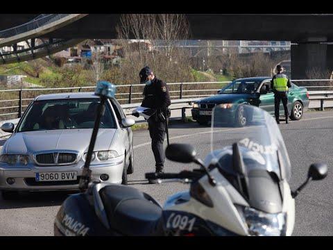 """Control de movilidad en Ourense con """"tolerancia cero"""""""