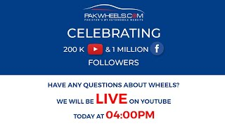 Q&A With PakWheels - Celebrating 200k Subscribers