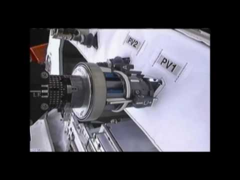 Refueling Operations on the International Space Station