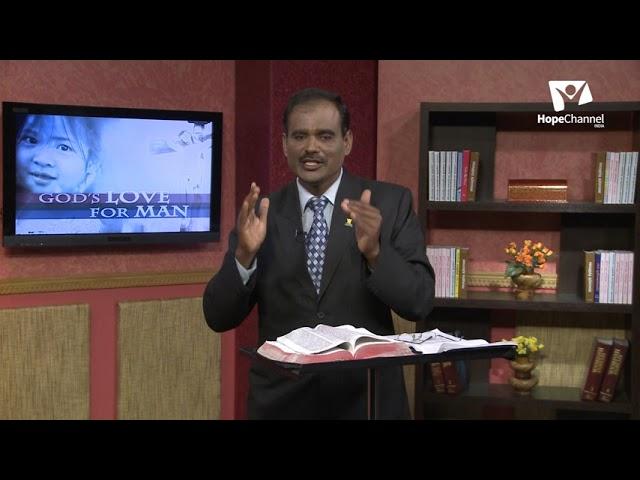 11 God's Love for Man | God's Commandments | Pr. M. Raju