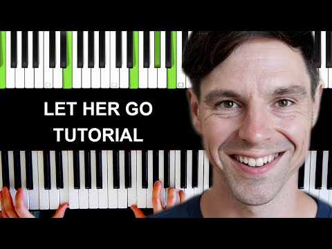 Passenger - Let Her Go - Piano Tutorial - Teil 1-5