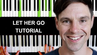 Passenger - Let Her Go - Piano Tutorial - Teil 1-5 Mp3